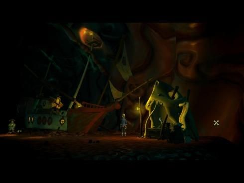 Tales of monkey island: chapter 3 - lair of the leviathan: обзор