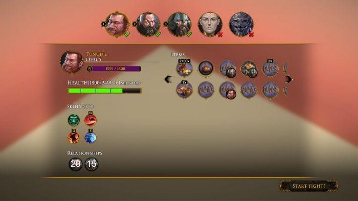 The dwarves: превью по бета-версии