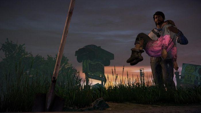 The walking dead: a new frontier: обзор первого эпизода