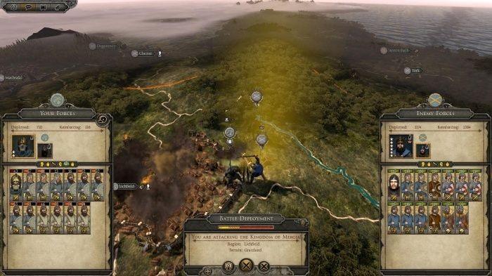 Total war: attila - age of charlemagne campaign pack: обзор