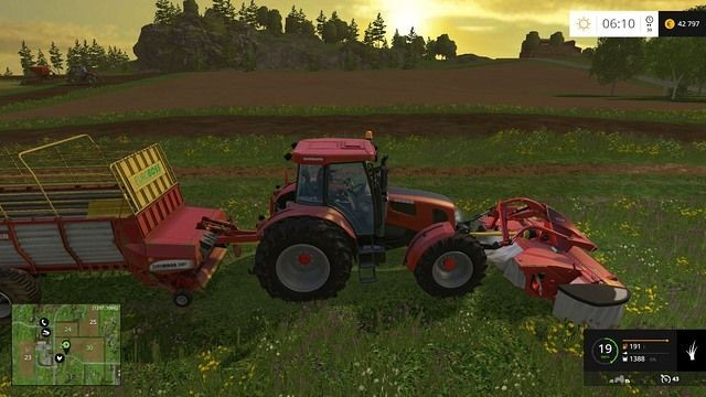 Трава, сено, солома | гайд farming simulator 15