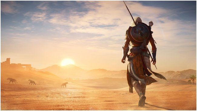Ubisoft анонсировала assassin's creed odyssey