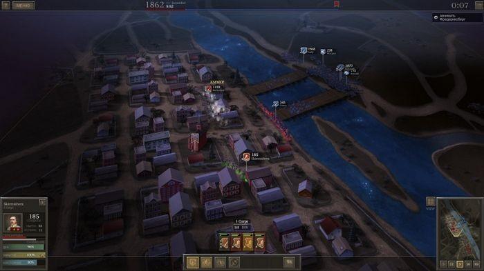 Ultimate general: civil war: обзор
