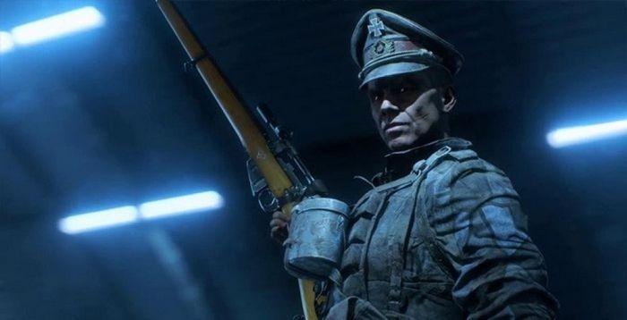 В battlefield 5 можно поиграть за «хороших» немцев