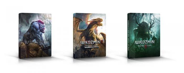 В честь десятилетия серии ведьмак выйдут особые издания игр
