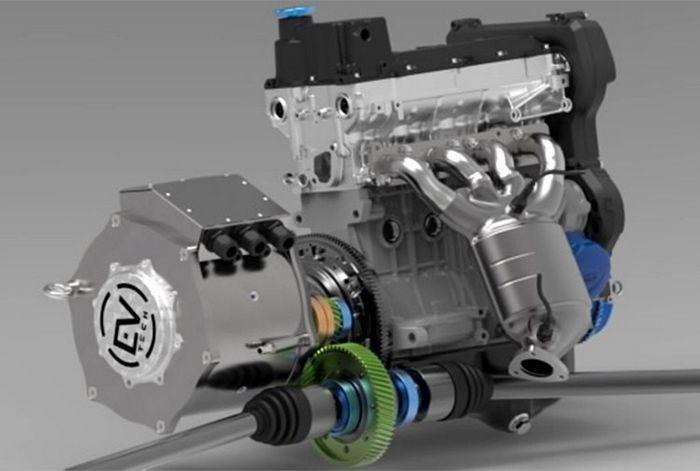 В россии создали новый тип двигателя для электромобилей