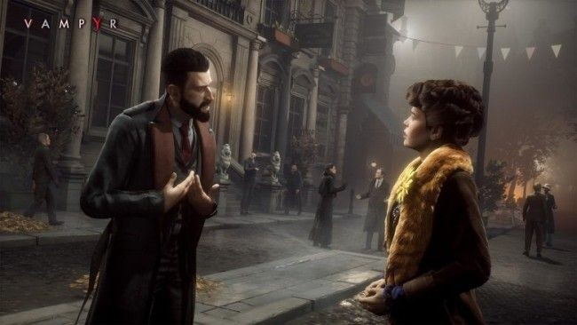 В vampyr появятся два новых уровня сложности и фоторежим