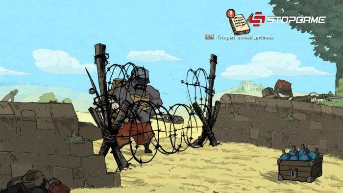 Valiant hearts: the great war: обзор