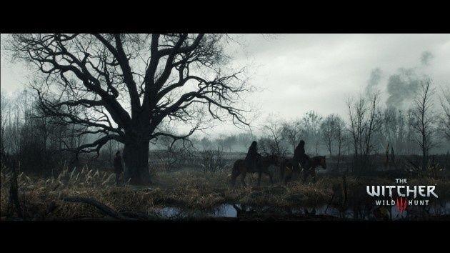 Ведьмак 3: дикая охота будет больше gta v и skyrim вместе взятых