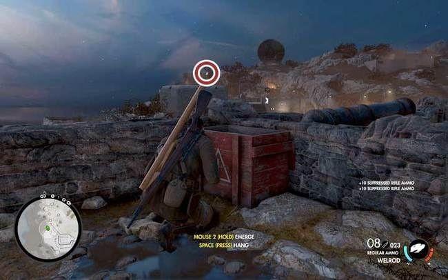 Вторая, третья и четвертая прибрежные пушки | миссия 6: объект магаццено