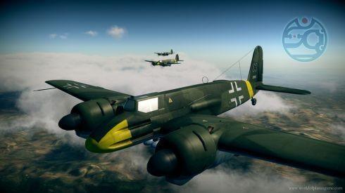 War thunder: превью (игромир 2011)