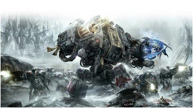 World of tanks blitz и warhammer 40,000 объединятся в одну вселенную