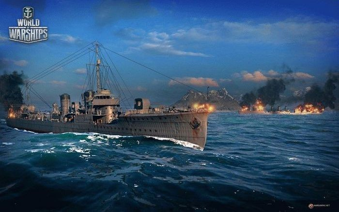 World of warships. обновление 0.3.1.4. меткое попадание