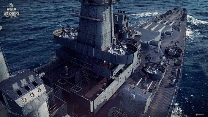 World of warships, обновление 0.3.1.5. заградительный огонь