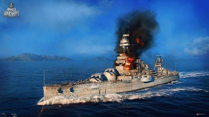 World of warships. обновление 0.3.1. американские линкоры и японские авианосцы уже в игре!