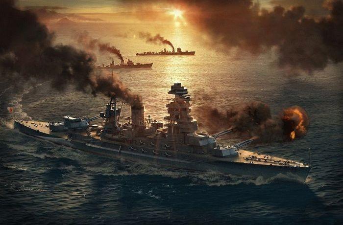 World of warships. обновление 0.4.1.1