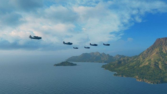 World of warships. обновление 0.5.0.1