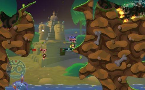 Worms 2: armageddon: обзор