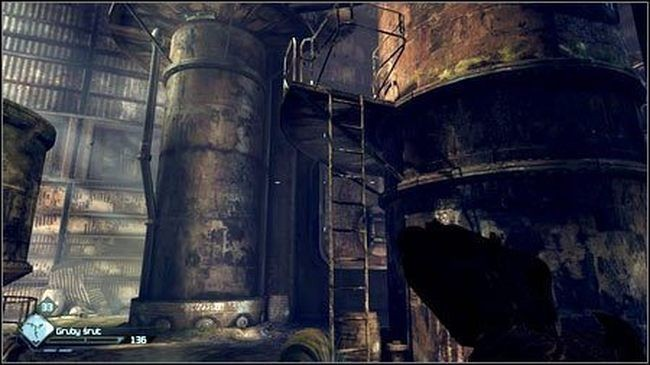 Заброшенный ликеро-водочный завод