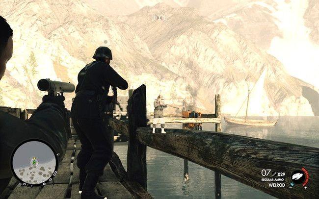 Зачистка контрольных пунктов   миссия 3: мост реджилино