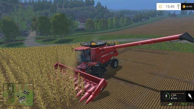 Зерно   гайд farming simulator 15