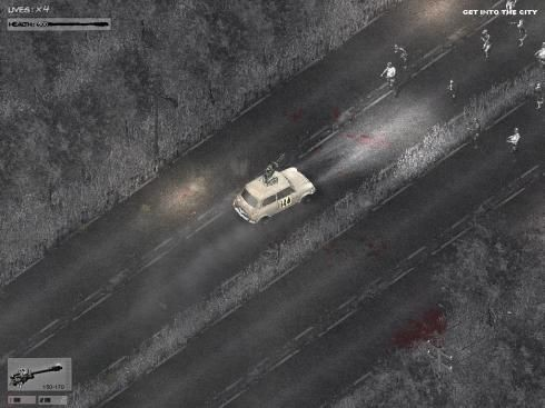 Zombie shooter 2: обзор